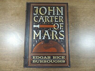 $39 • Buy Leatherbound Classics Collectible John Carter Of Mars 5 Novels New Sealed
