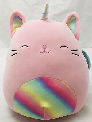 "$ CDN42 • Buy ❤️Squishmallows Sabrina Caticorn 12"" Kellytoy, New With Tags, Clean Plush❤️"