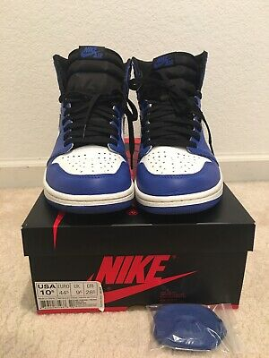 $245.50 • Buy Air Jordan 1 High Retro OG Game Royal Size 10.5