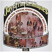 Jay & The Techniques Baby Make Your Own Sweet Music The Very Best Of RPM CD 2009 • 4.99£