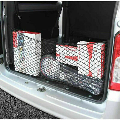 $5.99 • Buy Car Accessories Rear Cargo Organizer Storage Elastic String Net Pocket Trunk