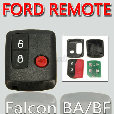 AU19 • Buy 2x For Ford Falcon BA/BF Territory SX/SY/Ute/Wagon Remote Key Control 3
