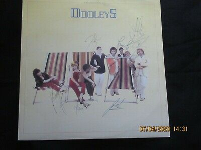 The Dooleys ‎– The Chosen Few - LP Album - NEAR MINT - Unplayed Signed Copy  • 12.99£