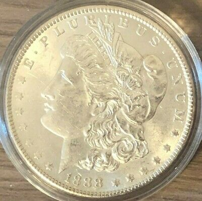 $42 • Buy 1888 Morgan Silver Dollar ~ MS Condition