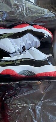 $219 • Buy Nike Air Jordan Retro 11 Low Concord Bred Size 10.5 - Ships Today FREE