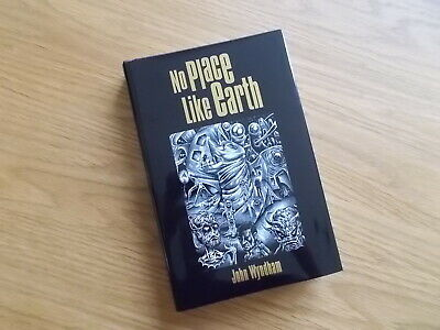 NO PLACE LIKE EARTH By JOHN WYNDHAM  *RARE* 1st LIMITED ED HB Darkside Press • 95£