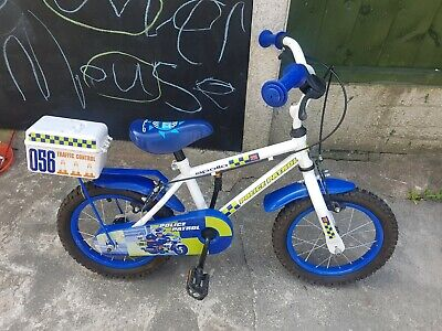 Childrens Apollo Bike, Police Bike • 30£