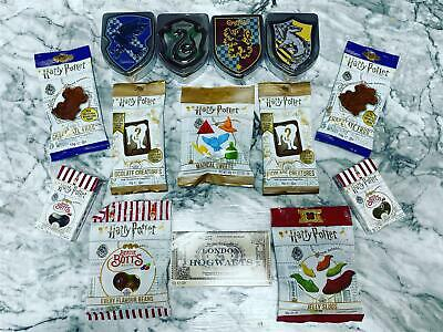 Official Harry Potter American Sweets Bertie Botts Chocolate Frog Wands Slugs • 4.49£