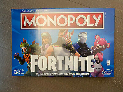 $17.99 • Buy Brand New Sealed Monopoly Board Game Fortnite Edition