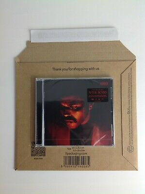 The Weeknd - After Hours, CD Album, Alternate Cover, Limited Edition, New Sealed • 8.90£