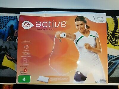 AU14.88 • Buy EA Active Personal Trainer - Nintendo Wii - PAL -  BRAND NEW IN BOX!!!!