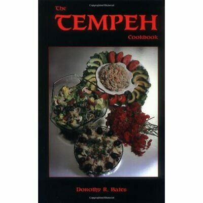 The Tempeh Cook Book - Paperback NEW Bates, Dorothy  1990-01-01 • 13.70£
