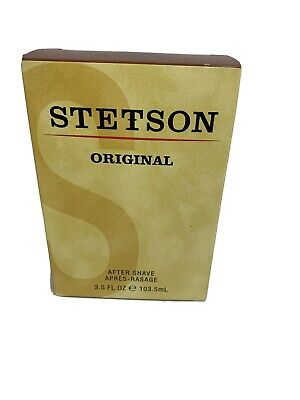 $11.99 • Buy Stetson  Original 3.5oz Men's Aftershave Brand New 103.5ml