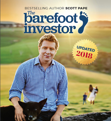 AU4 • Buy The Barefoot Investor: The Only Money Guide By Scott Pape