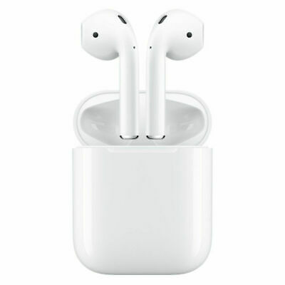 $ CDN54.13 • Buy Apple MMEF2AM/A AirPods With Charging Case - White