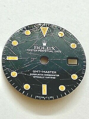 $ CDN1270.82 • Buy Rolex Vintage Genuine Watch Gmt-master Glossy Spider Dial 16750 16700