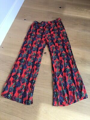 Brora Summer Trousers - Size 16 Brand New. Stunning. Can Dress Up Or Down. • 35£