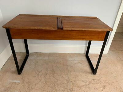 Vintage  Old School Desk • 40£