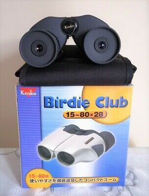 One KENKO Japanese Powerful 15-80x25 Zoom Binoculars BN SALE! From 50p! • 15.01£