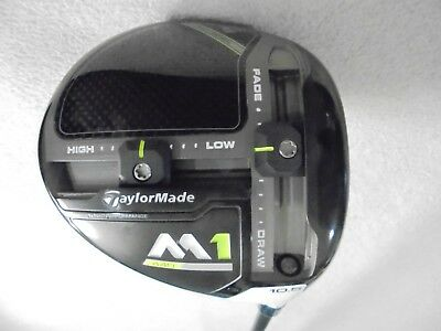 $ CDN350 • Buy 2017-TaylorMade M1 440 10.5* Driver W/Matrix 8M3 Black Tie Stiff Graphite Shaft