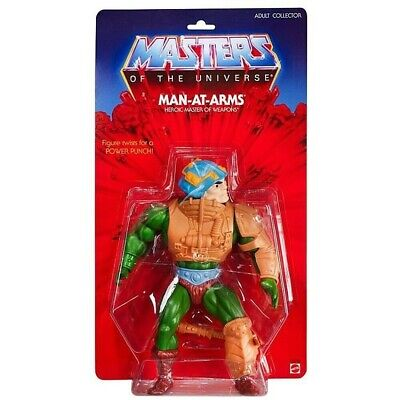 $39.99 • Buy Masters Of The Universe GIANT MAN AT ARMS 12  Figure Matty Collector MOTU CGP38