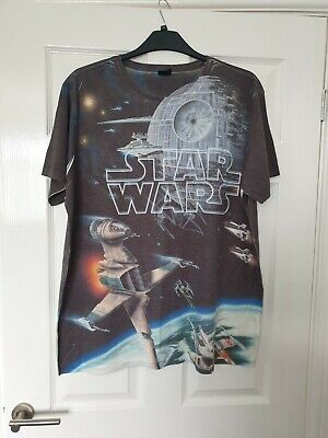 Star Wars T Shirt Xxl,new Without Tags. • 3£