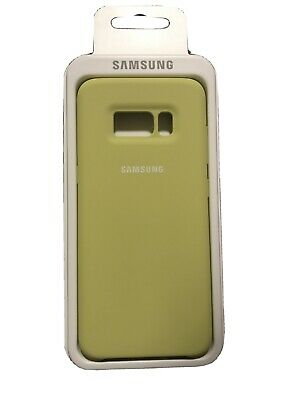 $ CDN15.69 • Buy Samsung Galaxy S8 Silicone Case Cover (Green) Silky Soft-touch FREE SHIPPING.