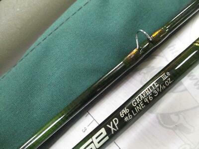 $369.99 • Buy SAGE GraphiteⅢe 696 XP #6 9'6  Fly Rod Fishing From JP