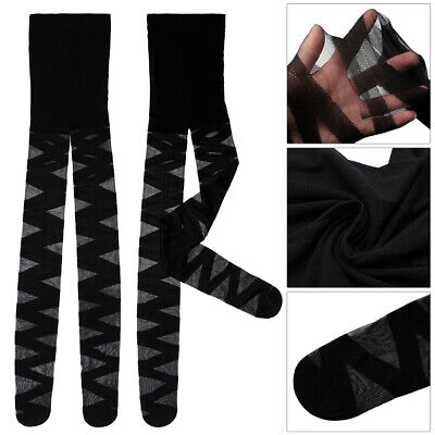 Goth Rocker Cross Bandage Women Lingerie Thigh Stockings Yoga Tights Stockings • 2.69£
