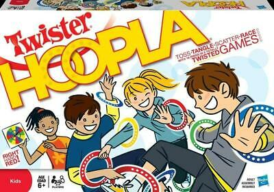 £8.99 • Buy Twister Hoopla Kids And Family Board Game In And Out Door Game For Boys And Girl