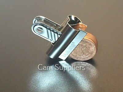 £2.25 • Buy 22mm BULLDOG CLIPS VERY SMALL TRADITIONAL CHROME METAL PAPER BINDER