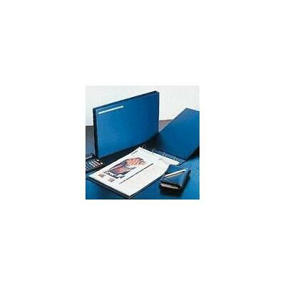 68735 Esselte 4D-Ring Binder A3 25mm Landscape Polypropylene Blue • 29.29£