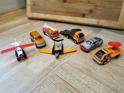 Matchbox Toy Cars Job Lot Mixed Bag, Truck, Car, Plane • 2.25£