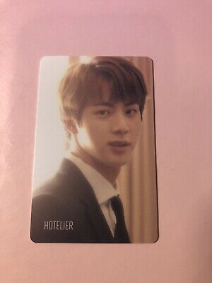 $10 • Buy BTS WORLD Limited Edition Photocard Official ( JIN )