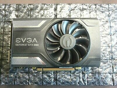 $ CDN100.54 • Buy EVGA GeForce GTX 1060 3GB GDDR5 VRAM GPU 03G-P4-6160-KR