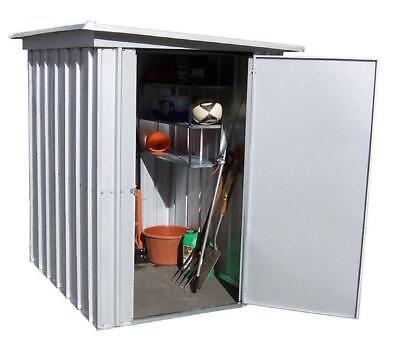 Yardmaster The Original NO.1 Metal Garden Shed Pent Store All - Size 3'11 X 5'2  • 169.99£