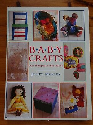 Baby Crafts Sewing Pattern Book     Over 25 Projects Inc. Toys • 2.50£