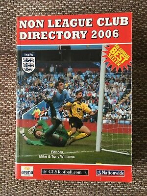£6.50 • Buy FA Non League Directory Football Annual Yearbook 2006 - 1056 Pages