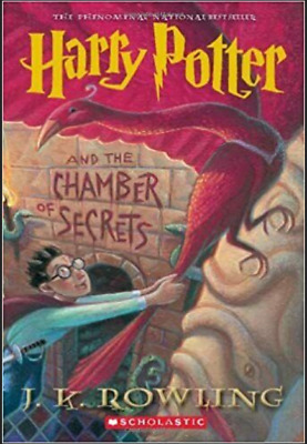 $5.99 • Buy Harry Potter And The Chamber Of Secrets By J. K. Rowling (Digital: 2000)