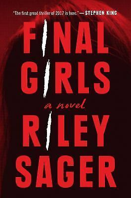$9.06 • Buy Final Girls By Riley Sager (2017, Hardcover)