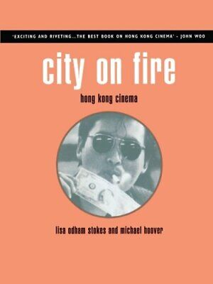 £23.99 • Buy City On Fire: Hong Kong Cinema By Hoover, Michael Paperback Book The Cheap Fast