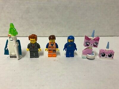 $ CDN26.60 • Buy The Lego Movie Double-Decker Couch 70818 Minifigs Only Free Shipping