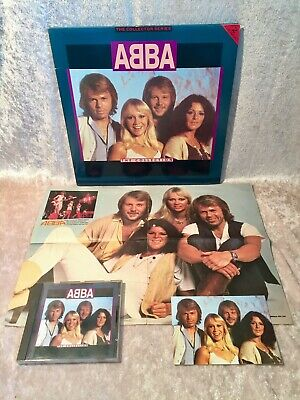 """£34.37 • Buy ABBA , LP & CD """"The Collection"""""""