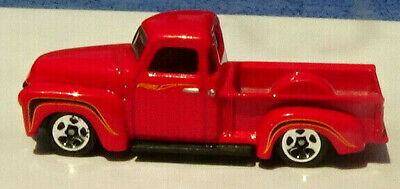 AU16.40 • Buy Hot Wheels  '52 Chevy Pickup Truck Red