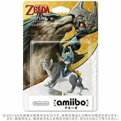 AU95.50 • Buy Limited Offer Nintendo Amiibo Wolf Link Midna Legend Zelda Breath Wild Switch