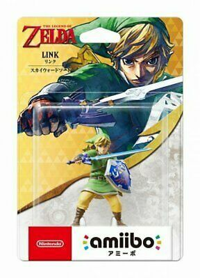 AU55.50 • Buy [Limited Offer] Nintendo Amiibo Link Skyward Sword The Legend Of Zelda Series