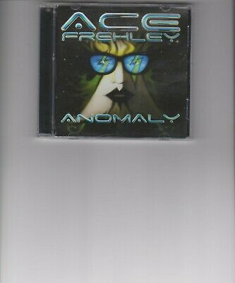 Ace Frehley Cds (kiss) Anomaly + Space Invader • 8.50£