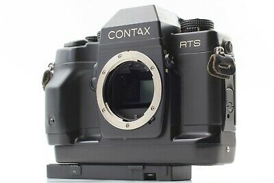 $ CDN488.62 • Buy 【Near Mint】 Contax RTS III 35mm SLR Film Camera Body W/ Nikon AH-3 From Japan