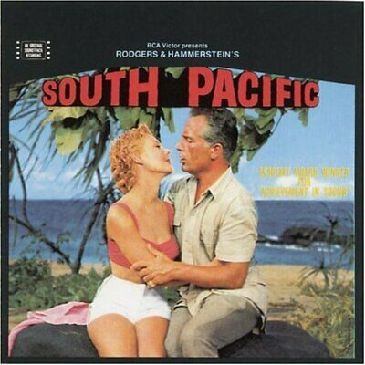 South Pacific: An Original Soundtrack Recording (1958 Film Version) -  CD 53VG • 3.55£