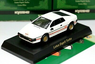 $ CDN29.07 • Buy Kyosho 1/64 British Car Collection Lotus Esprit Turbo White